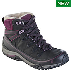 "Women's Oboz Waterproof Juniper Boots, 6"" Insulated"